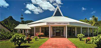 St Joseph's Cathedral, Avarua, Rarotonga