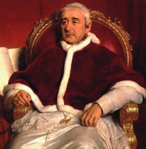 Pope Gregory XVI, Paul Delaroche, 1844