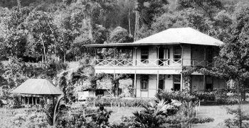 Brothers' School, Moamoa, Samoa, c. 1914