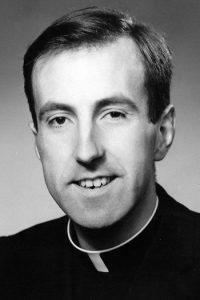 Fr Barry O'Connor SM