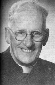 Fr Kevin McGrath SM in later years