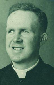 Fr Vinccent Burke SM