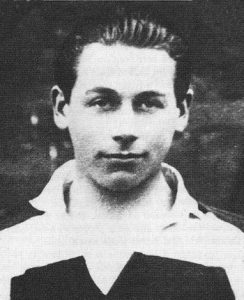 Kevin Barry, Irish patriot, and Kevin Barry, All Black