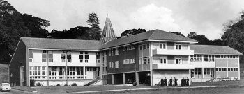 Marcellin Hall, Auckland