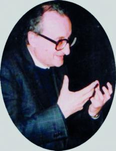 Fr Jean Coste SM