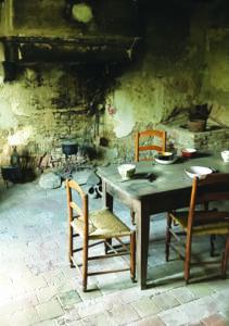 St John Vianney's kitchen